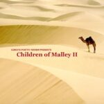 The cover image for Cordite Poetry Review 34: Children of Malley II (2010)
