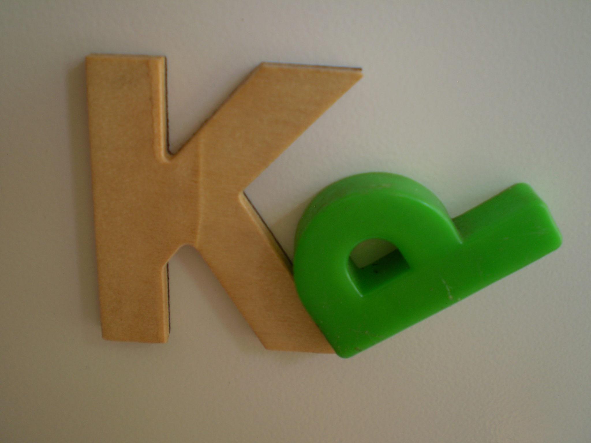 The K&D Stylings logo