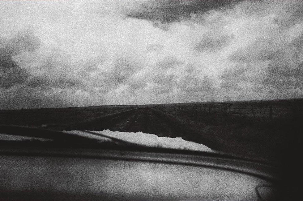 The cover image from Cordite Poetry Review 37.1: Nebraska (2012), a detail from Bruce Springsteen's 1982 album, Nebraska.
