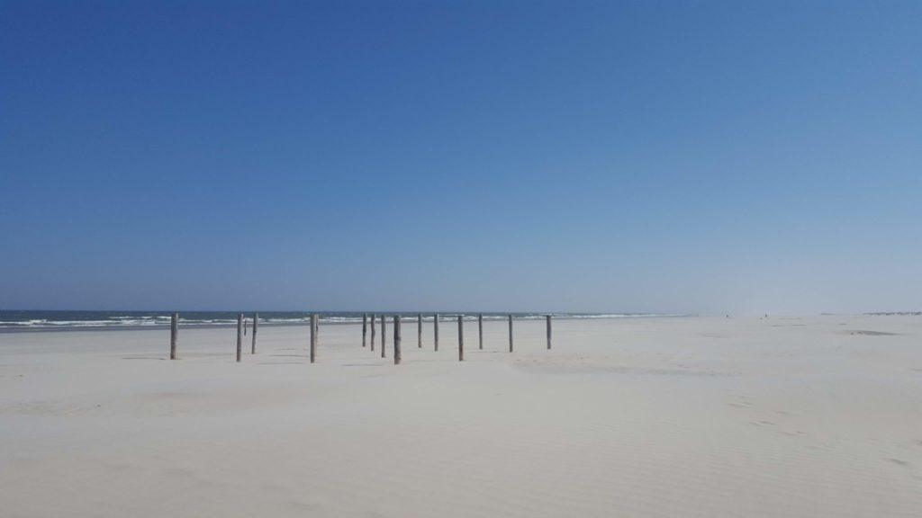 Schiermonnikoog dunes.