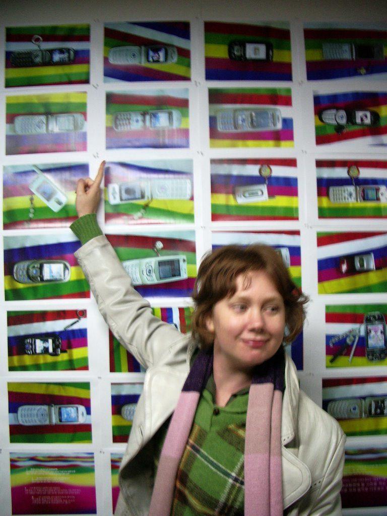 Bridget O'Brien, Seoul (2005).